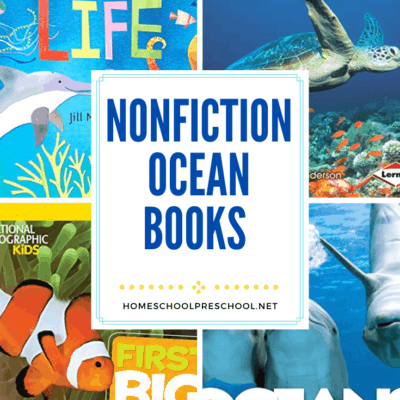 Nonfiction Books About the Ocean
