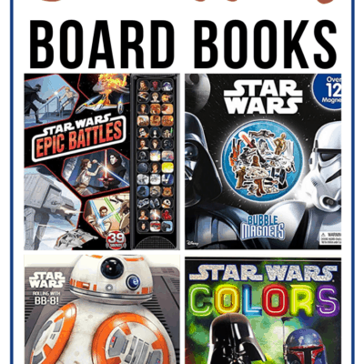 Star Wars Toddler Books