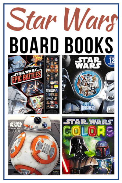 May 4, otherwise known as Star Wars Day, is just around the corner. Introduce your little ones with these Star Wars toddler books.
