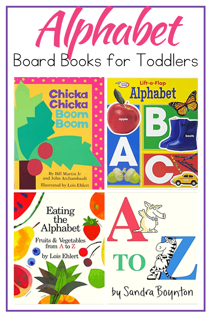 Introduce babies and toddlers to the ABC's with a great collection of alphabet books for toddlers. Discover 15 must-have ABC board books!