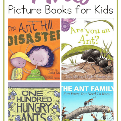 Books About Ants