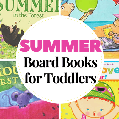 Summer Books for Toddlers