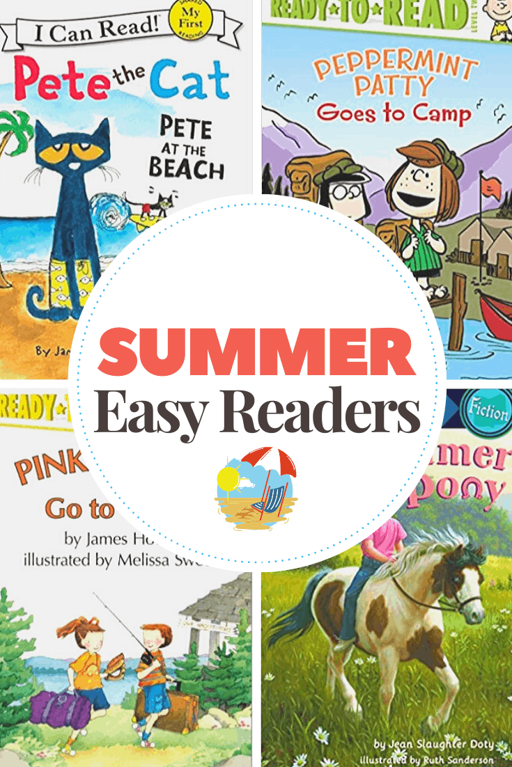 Fill your shelves with a great collection of summer books for kindergarten. Engage your young readers with this selection of easy readers.