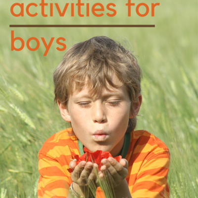 Summer Activities for Boys