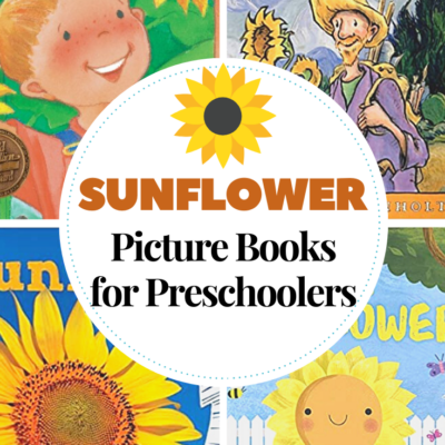 Books About Sunflowers