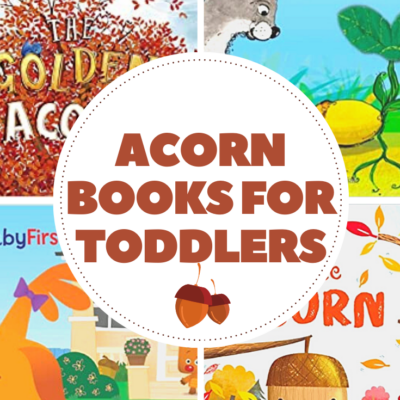 Acorn Books for Toddlers