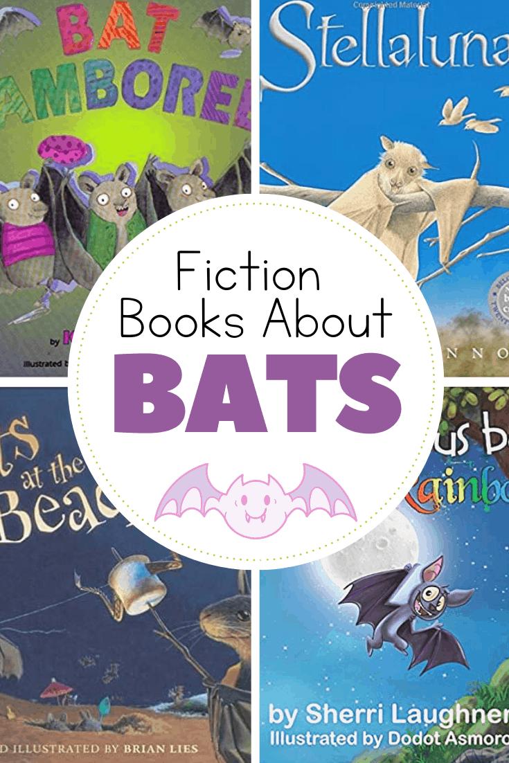 books about bats