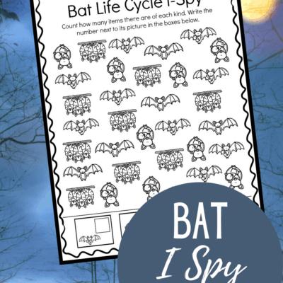 Bat I Spy Game