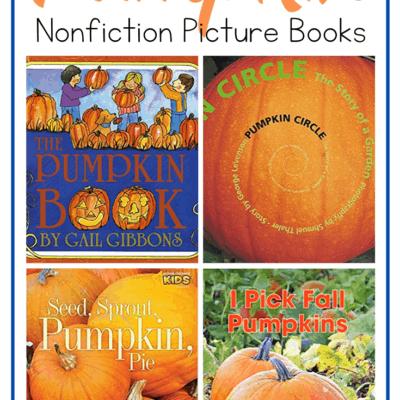 Nonfiction Pumpkin Books