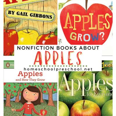 Nonfiction Apple Books for Preschoolers