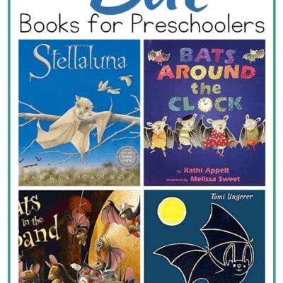Fiction Books About Bats
