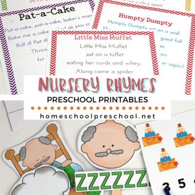 Preschool Nursery Rhymes