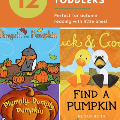 Toddler Pumpkin Books