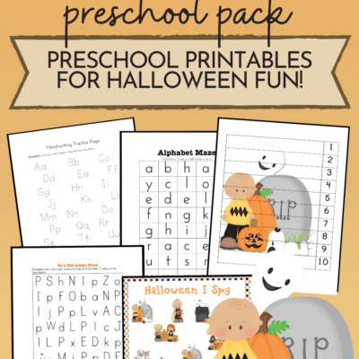 Peanuts Halloween Printable Activities