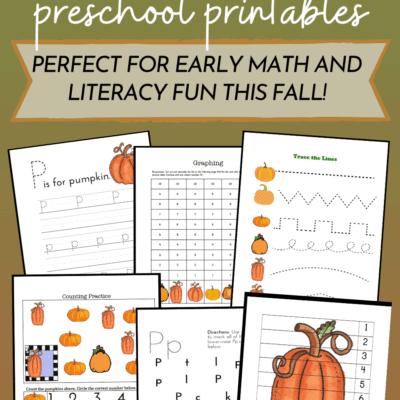Pumpkin Patch Printable