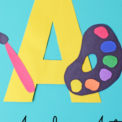 A is for Art Craft