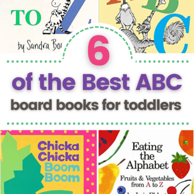 Best ABC Books for Toddlers