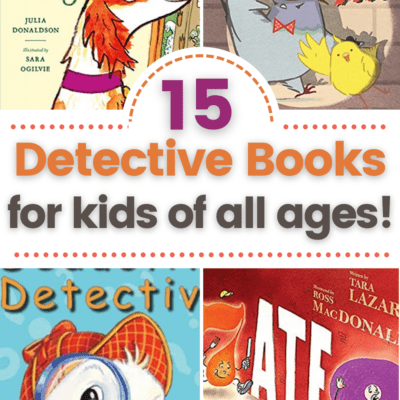 Detective Books for Kids