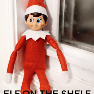 Easy Elf on the Shelf Ideas for Toddlers