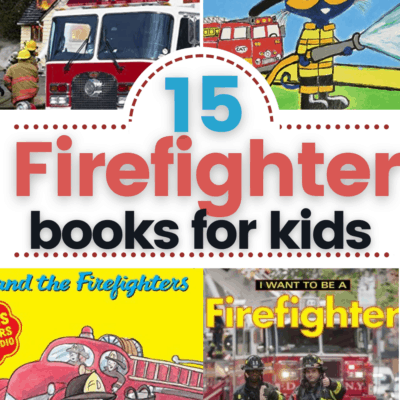 Firefighter Books for Kids
