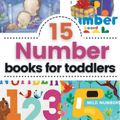 Number Books for Toddlers