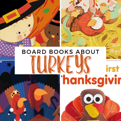 Turkey Books for Toddlers
