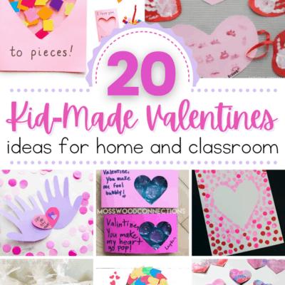 Homemade Valentines Card Ideas