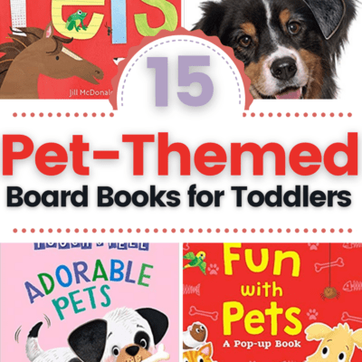 Pet Books for Toddlers