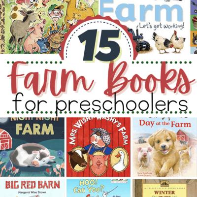 Farm Books for Preschool