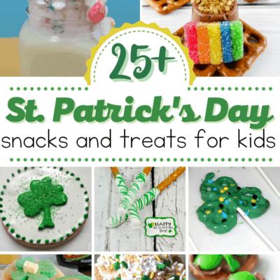 St Patricks Day Snacks