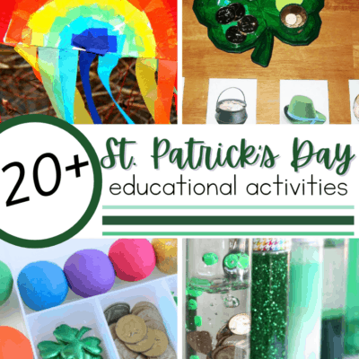 Activities for St Patricks Day