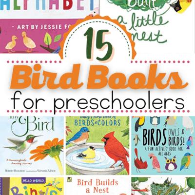 Kids Books About Birds