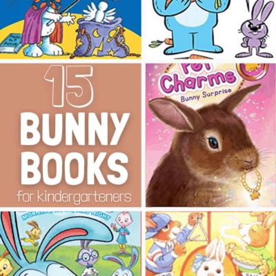 Bunny Books for Kindergarten