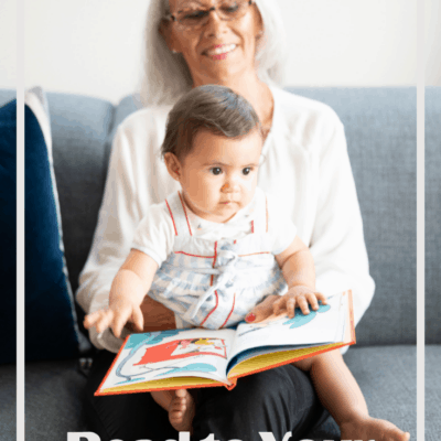 Read to Your Preschooler Every Day