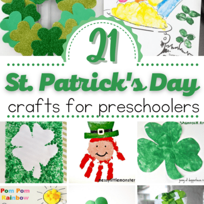 St Patricks Day Kid Crafts