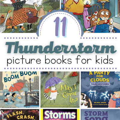 Books About Thunderstorms
