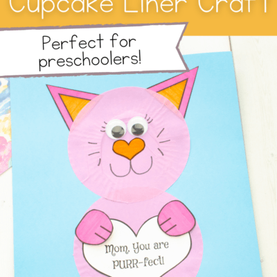 Mother's Day Craft for Preschool