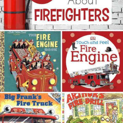 Firefighter Books for Young Readers