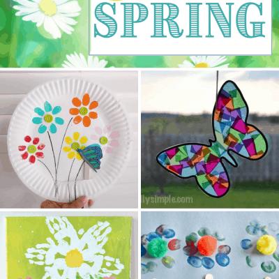 Spring Art Activities for Preschoolers