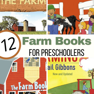 Picture Books About Farms