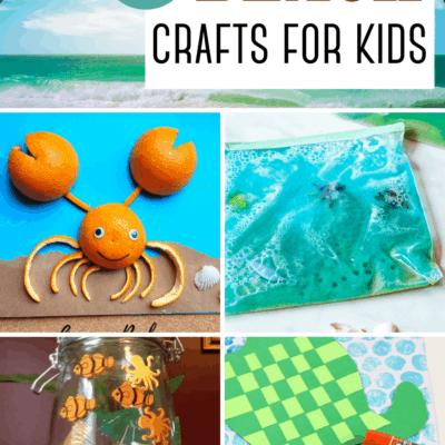 Summer Beach Crafts