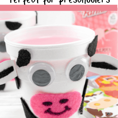 Simple Cow Craft