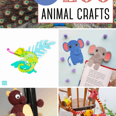 Zoo Animal Crafts