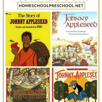 Johnny Appleseed Books