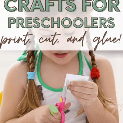 Printable Crafts for Kids