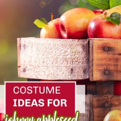 Johnny Appleseed Costume Ideas