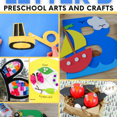 Crafts to Teach Letter B