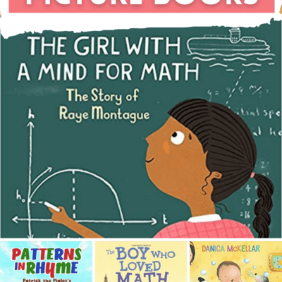 Preschool Math Books