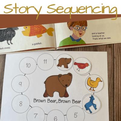 Brown Bear Brown Bear Sequencing