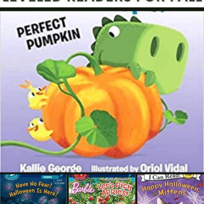 Fall Books for Kindergarten